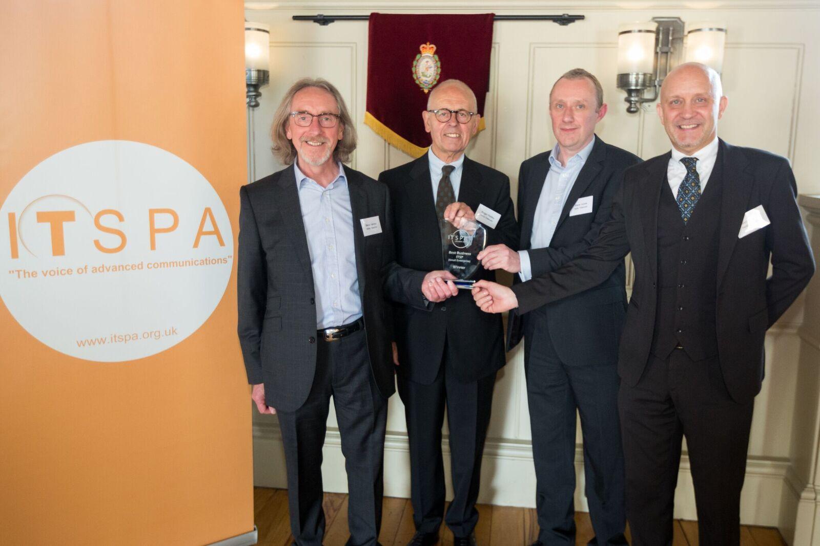 ITSPA award winner VoIP telephony