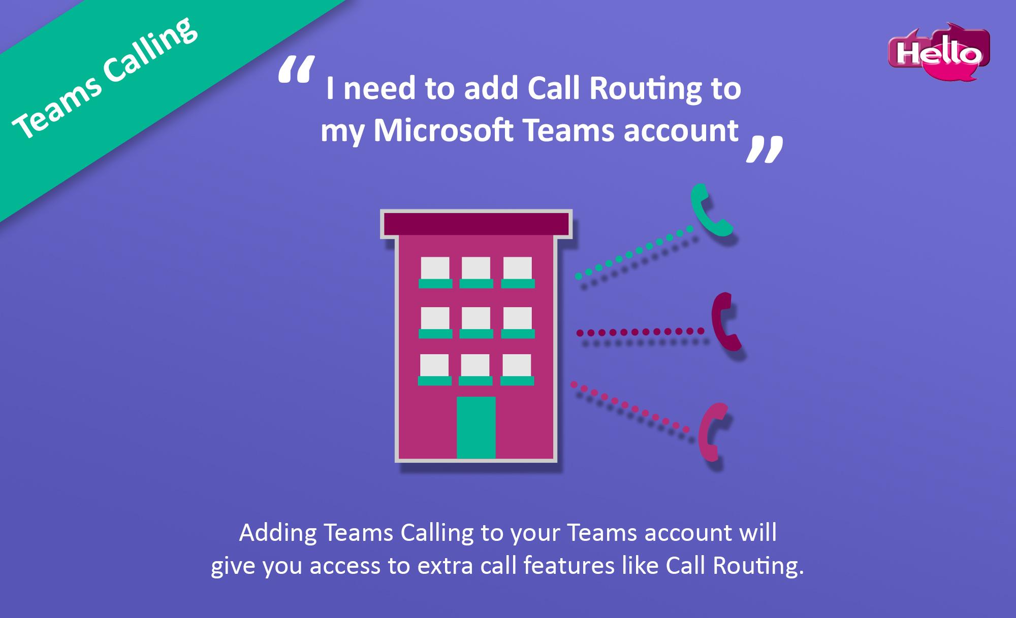 Hello Teams Calling Benefits