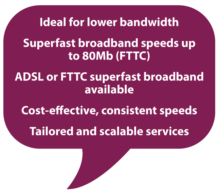 Broadband Benefits