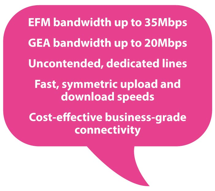 EFM and GEA Benefits