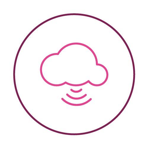 Cloud icon Hello Telecom