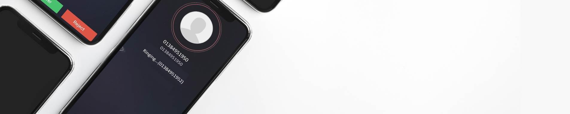 Hello Telecom Softphone Website Header Banner 2020