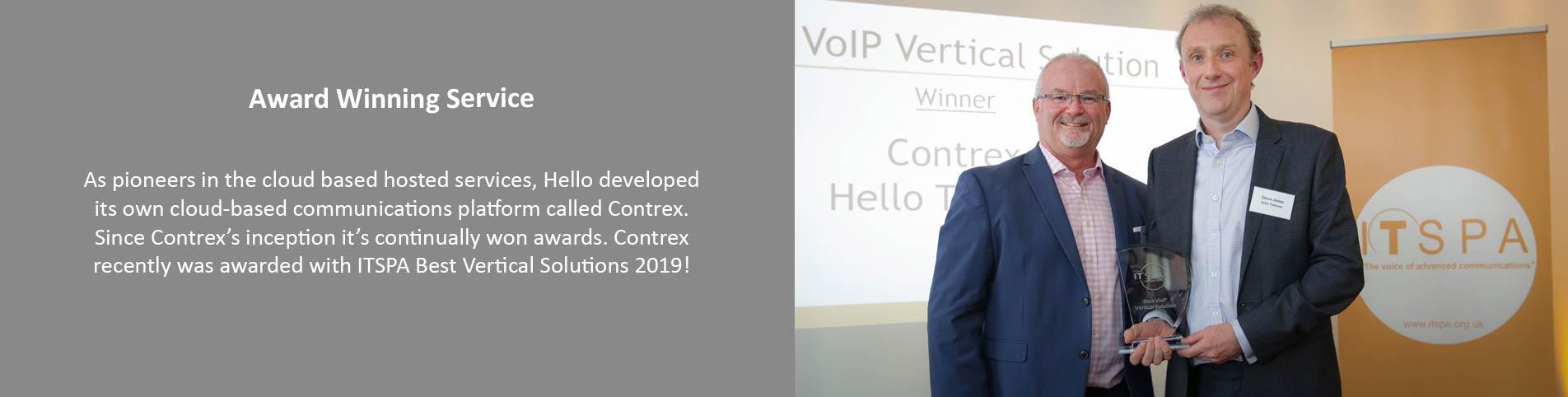 Partner page award-winning VoIP Partner Programs