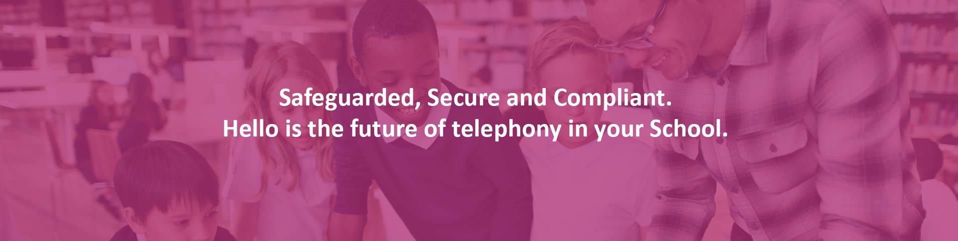Safeguarding, secure and compliant school VoIP phone system